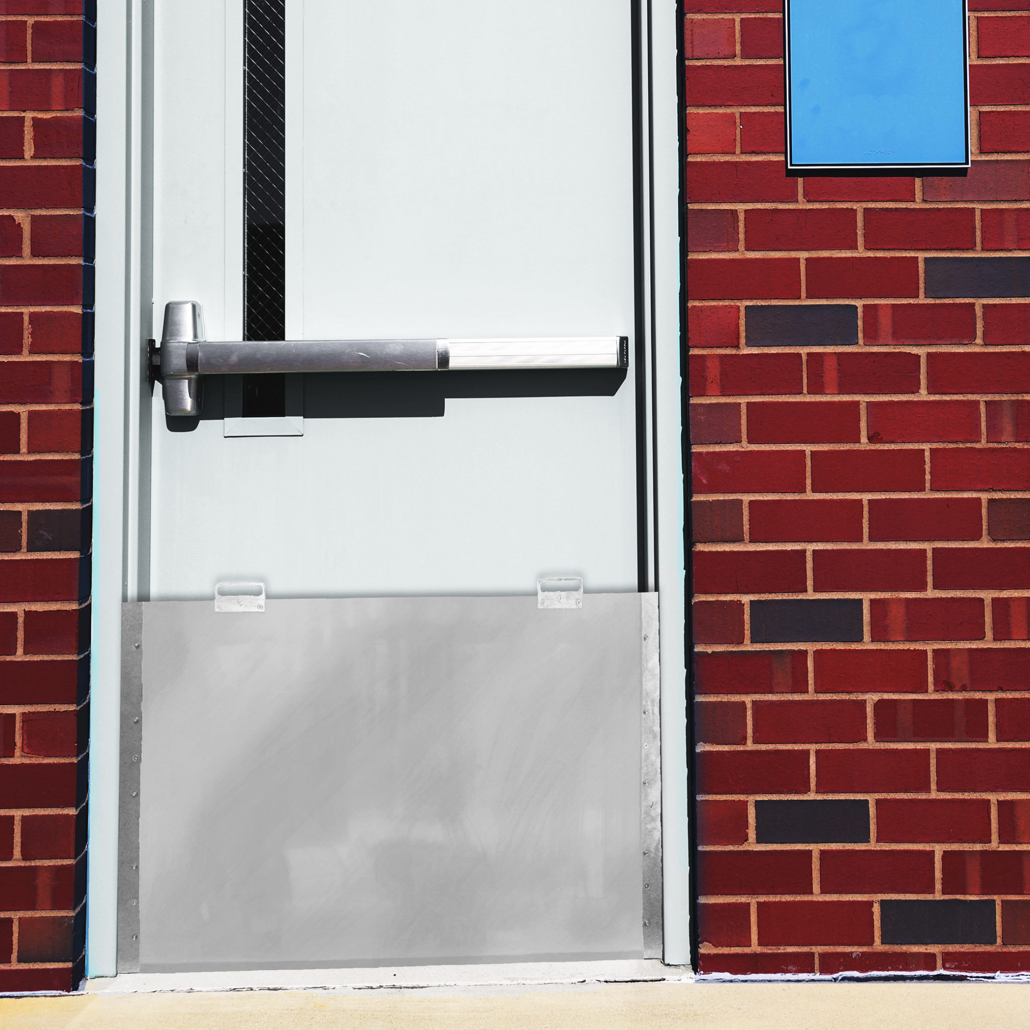 & Flood Protection for your Door: Flood Barrier Shields