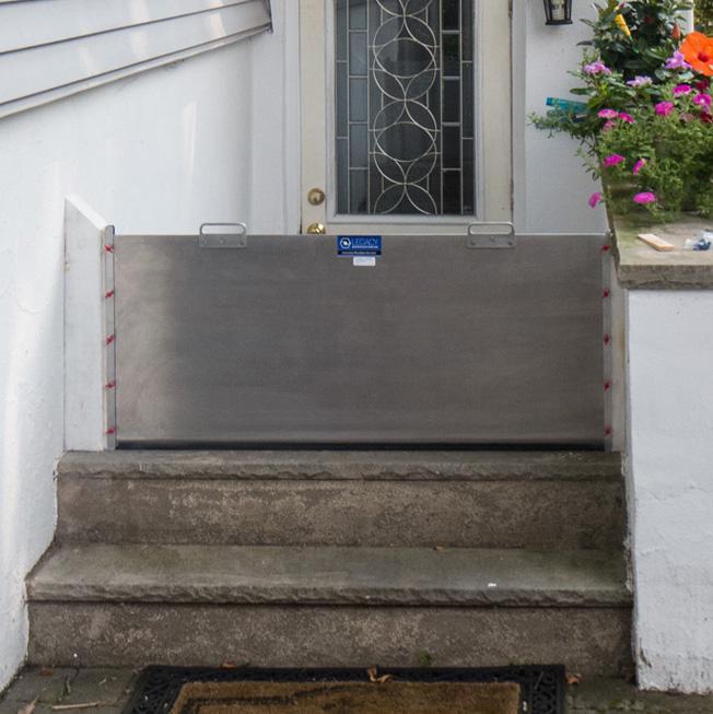 Door Flood Barrier Shield Legacy