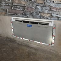 Legacy Door Flood Barrier 5128