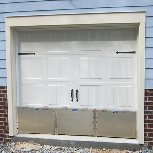 Door Flood Barriers
