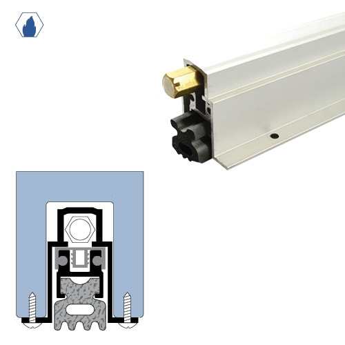 Concealed automatic door bottom purchase from