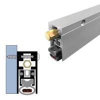 automatic door bottom 7563 FX