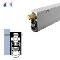 automatic door bottom 7763