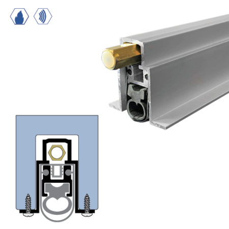 automatic door bottom 7963