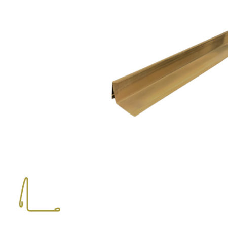 Legacy Interlocking Metal Weatherstrip B118