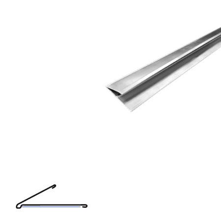 Legacy Interlocking Metal Weatherstrips S182